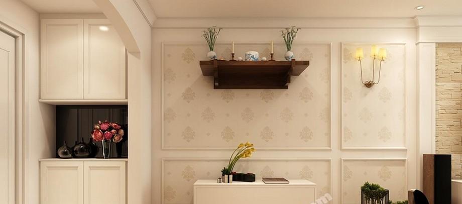 Mẫu bàn thờ Phật treo tường nhỏ đẹp hiện đại cho nhà phố, nhà chung cư