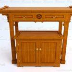 Bàn thờ phụ là gì và những mẫu bàn thờ phụ đẹp cho không gian thờ cúng