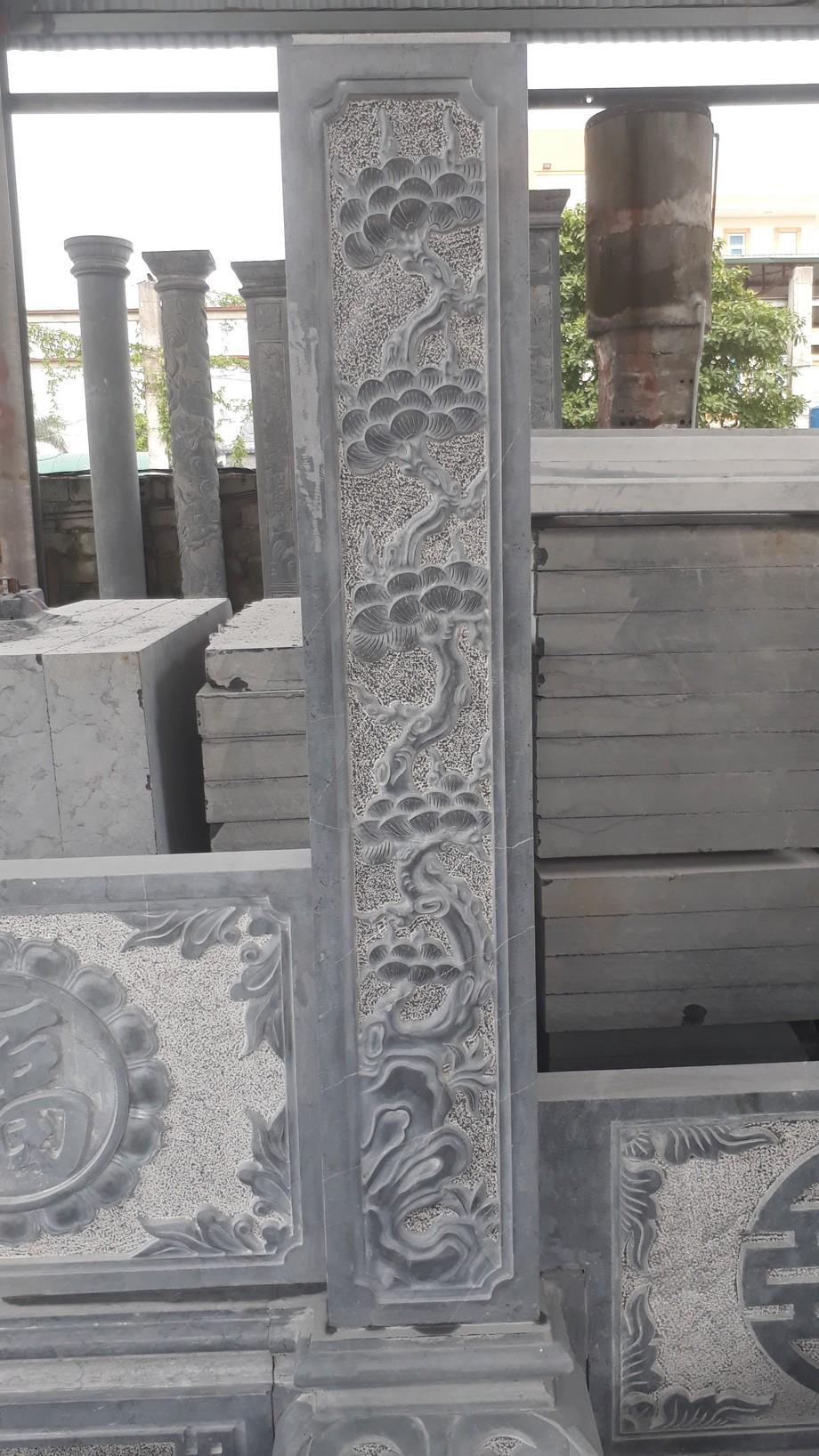 Cấu tạo cột đồng trụ nhà thờ họ