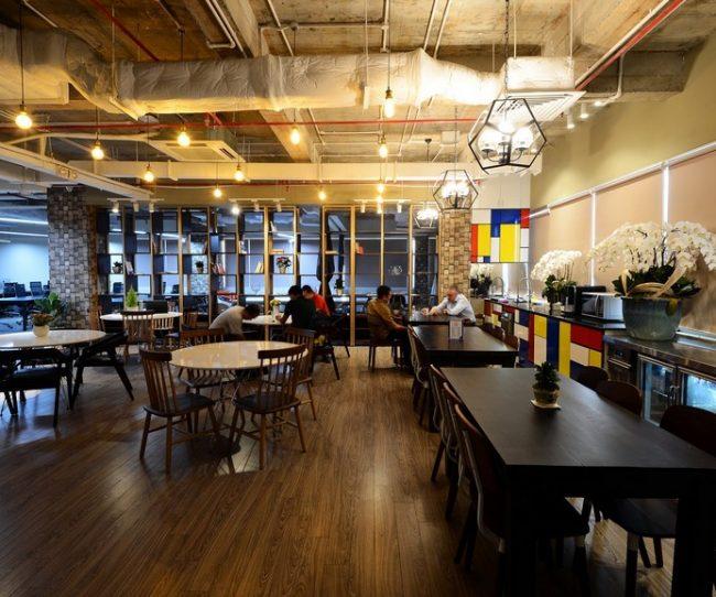 Dreamplex - coworking space quận 1