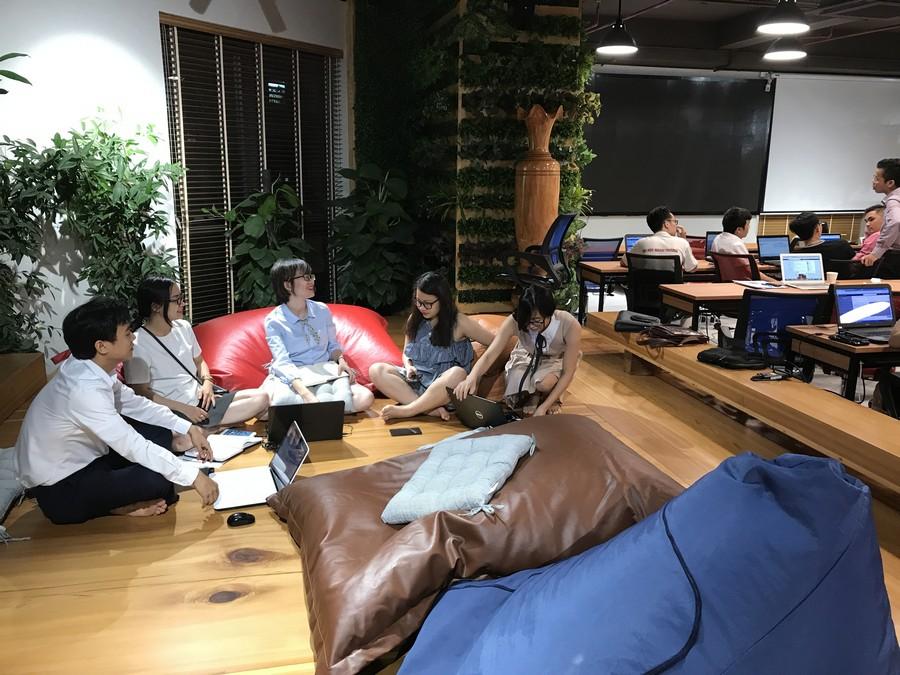 Coworking space ở Hà Nội-Mảnh đất giàu tiềm năng phát triển mô hình không gian làm việc chung