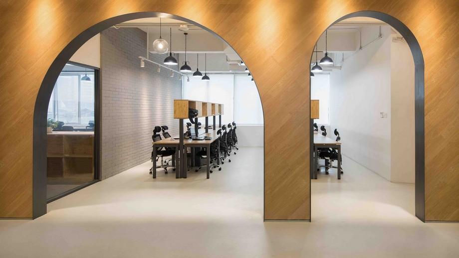 Không gian làm việc chung cung cấp dịch vụ văn phòng ảo