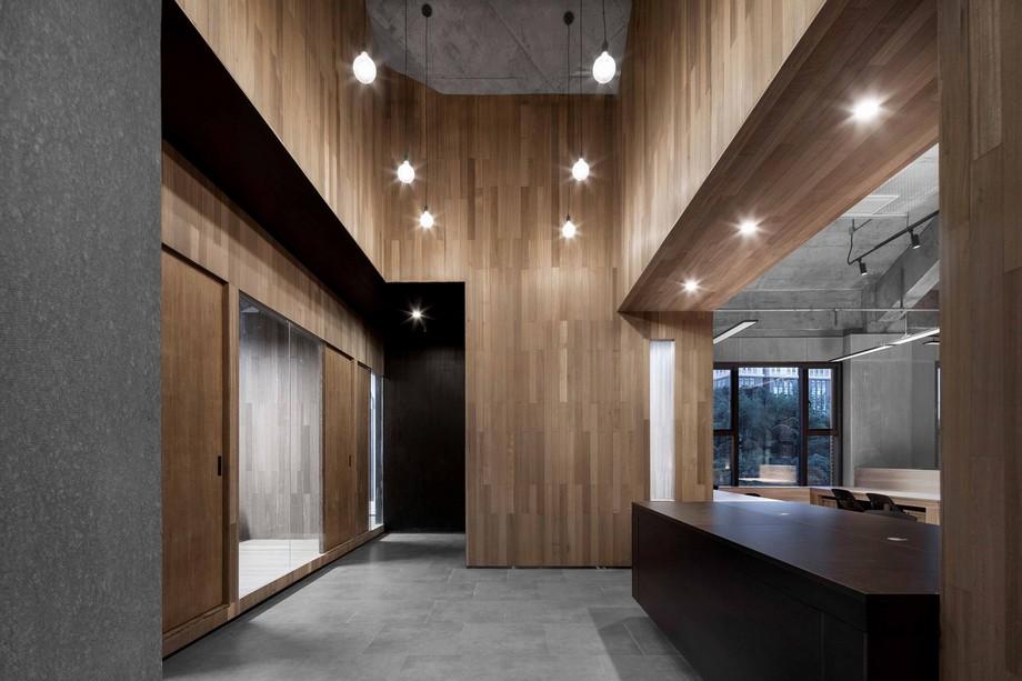 Thiết kế khu vực phòng họp trong không gian làm việc chung