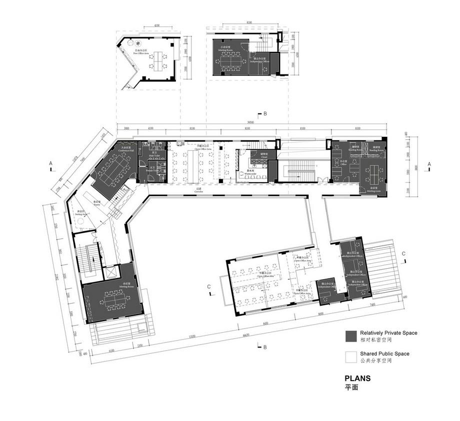 Giới thiệu về dự án coworking space đẹp độc đáo với gỗ
