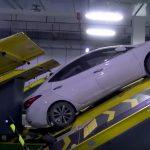 Hệ thống đỗ xe  thông minh  dốc ngược-Phát minh khoa học đầy thách thức