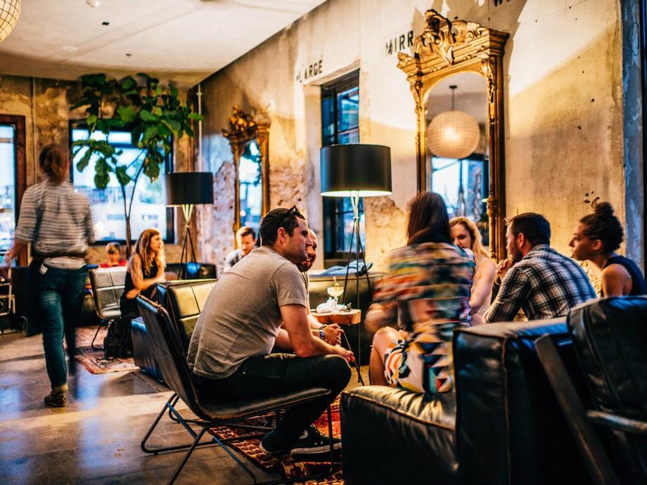 Coworking space kết nối với cộng đồng