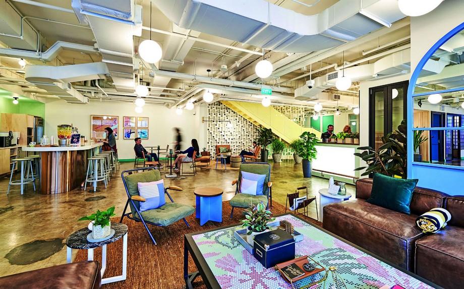 Một không gian làm việc chung sẽ là động lực phát triển doanh nghiệp