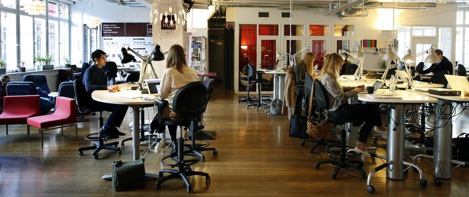 Có rất nhiều lời khuyên hữu ích dựa trên những kinh nghiệm kinh doanh của cộng đồng tại không gian làm việc chung