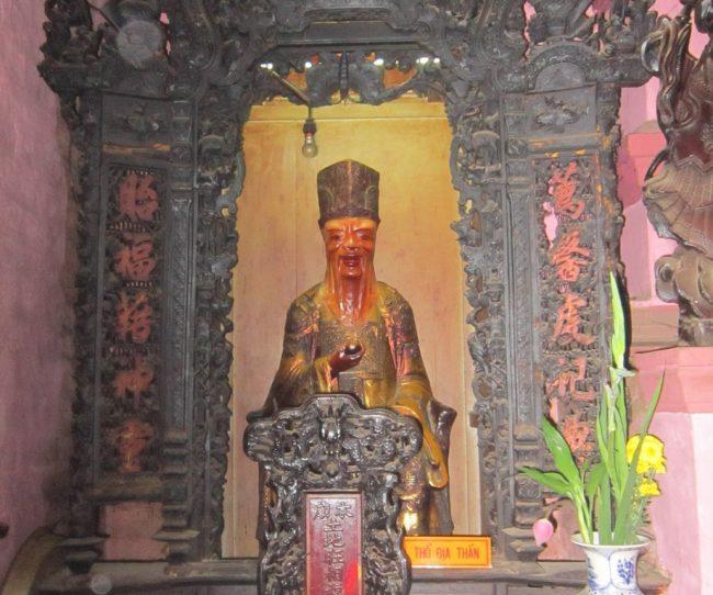 bàn thờ Thổ Công