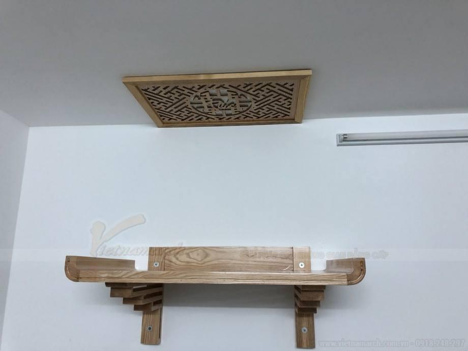 Bàn thờ treo tường BTT05