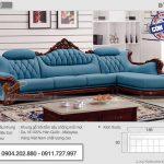 10+ mẫu bàn sofa cổ điển cao cấp, sang trọng
