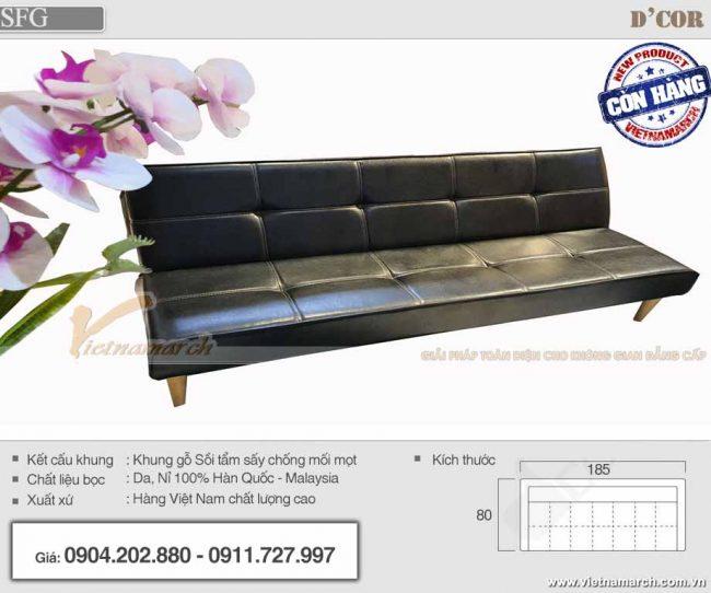 Sofa giường đa năngsiêu đẹp