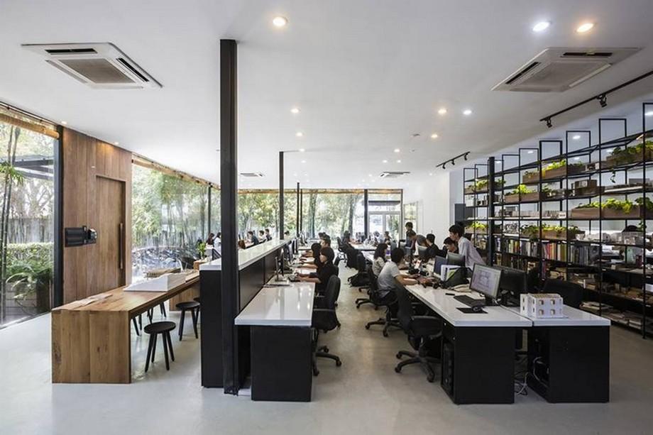 Mở văn phòng thiết kế kiến trúc cần có đội ngũ nhân sự đầy đủ