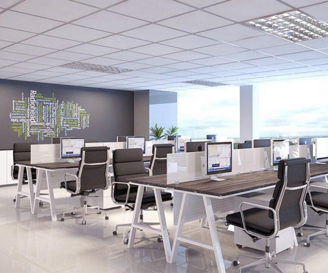 Mở văn phòng thiết kế kiến trúc