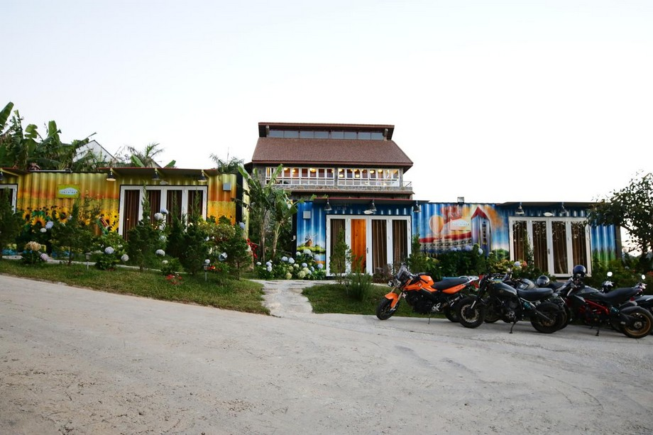 Đà Lạt Hotel Container