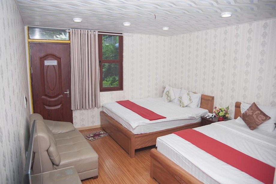 Không gian nội thất tại một căn nhà container Vũng Tàu
