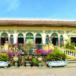 Mẫu thiết kế nhà thờ họ Dương – Cần Thơ đẹp nhất