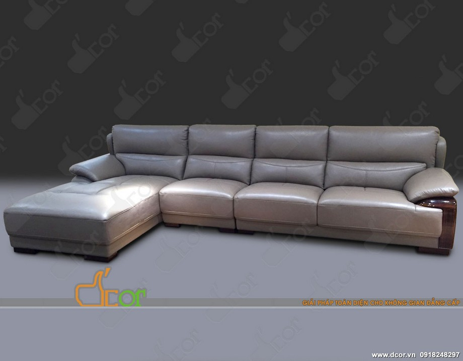 sofa da thật nhập khẩu Đài Loan