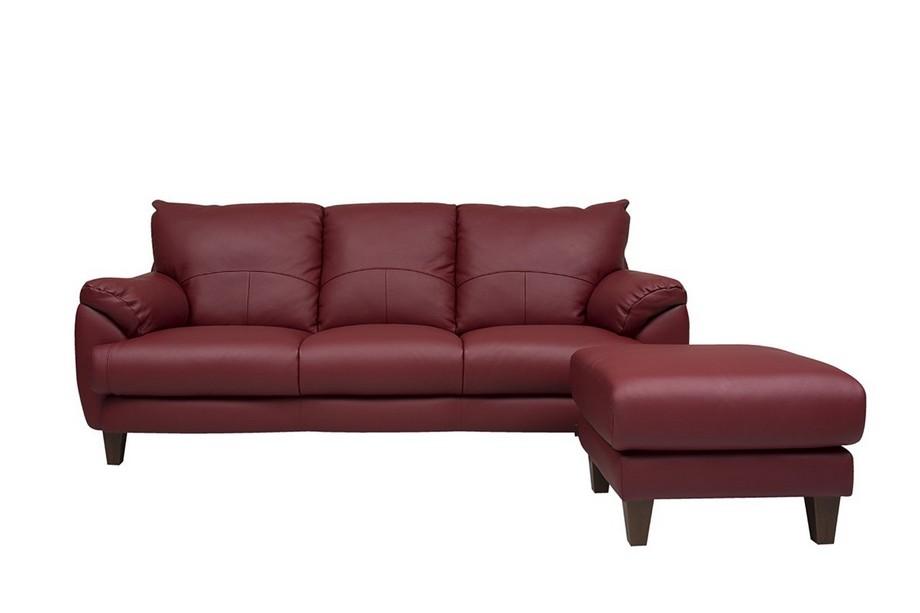 Sofa da nhập khẩu Nhật Bản có thiết kế đẹp