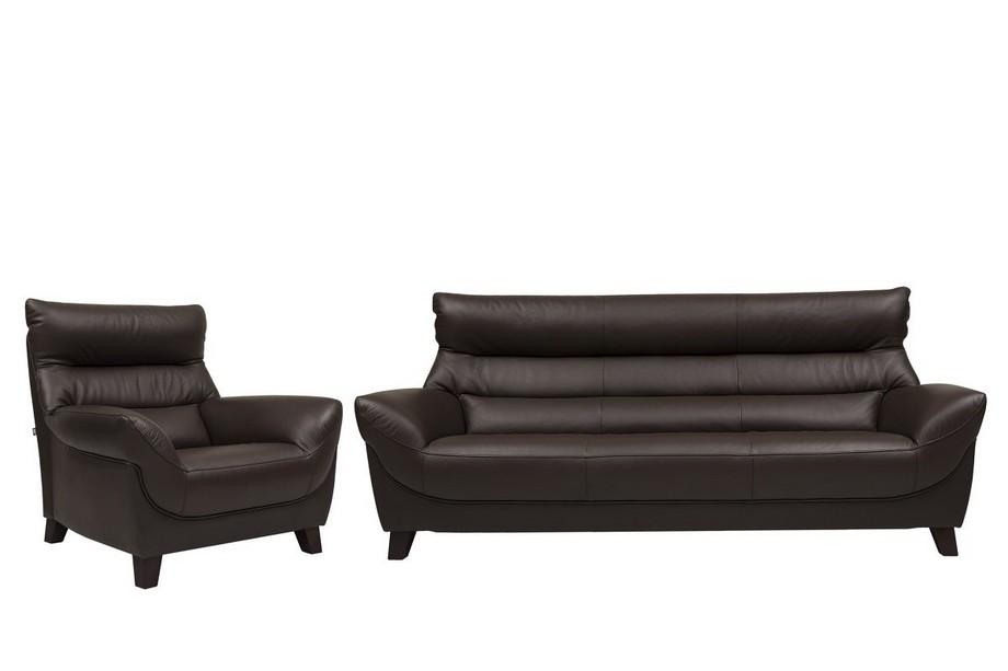 Sofa da nhập khẩu Nhật Bản cho người dùng trải nghiệm êm ái, thoải mái