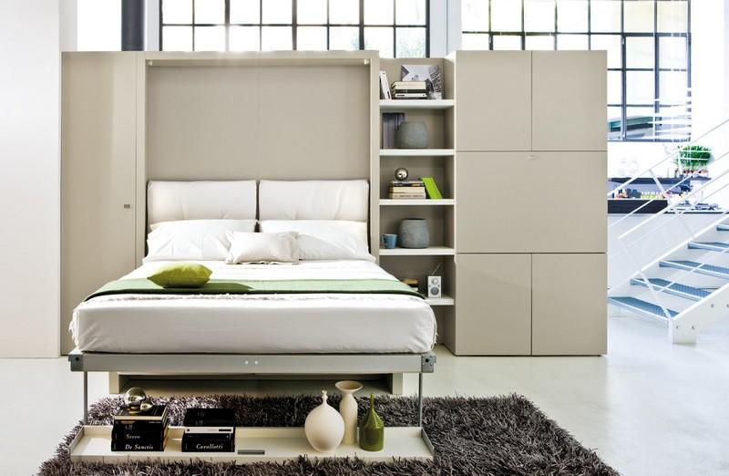 Có thể bài trí sofa giường ở phòng khách, phòng ngủ hoặc phòng đọc sách ... vừa để trang trí, tiếp khách hay nghỉ ngơi
