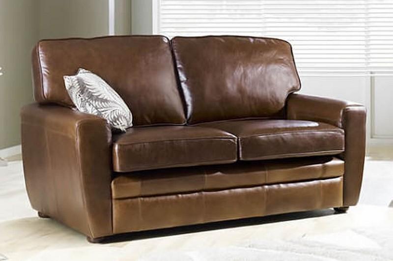 Mẫu sofa giường da nhập khẩu cao cấp