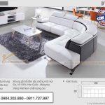 Những mẫu sofa góc tròn hot nhất hiện nay