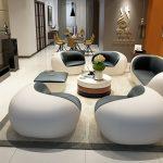 10+ mẫu sofa da nhập khẩu Đài Loan đẹp và ấn tượng cho phòng khách