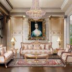 10+ Mẫu sofa vải gấm sang trọng
