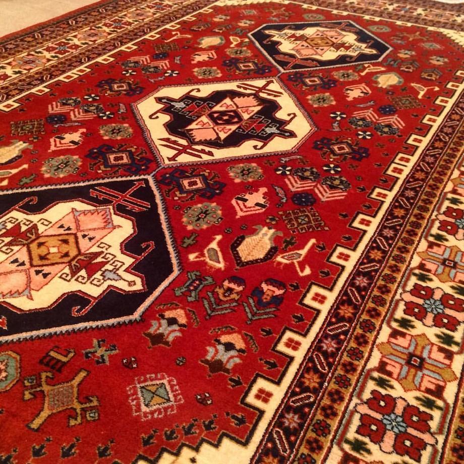 Thảm sofa nhập khẩu Đức họa tiết cổ điển
