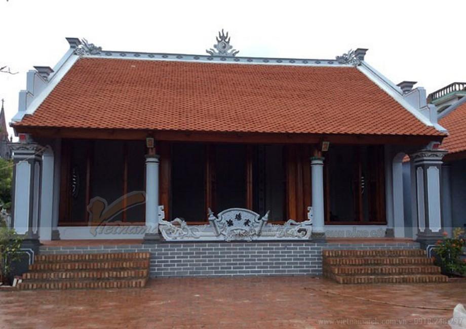 Những mẫu thiết kế nhà thờ họ Bùi trên khắp đất nước Việt Nam