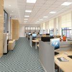 Khám phá tiêu chuẩn thiết kế văn phòng m2/người