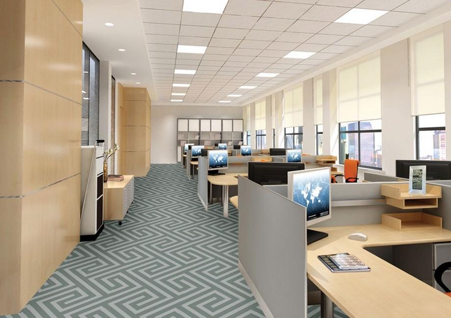 Xác định diện tích cho 1 người trong thiết kế văn phòng phụ thuộc nhiều yếu tố