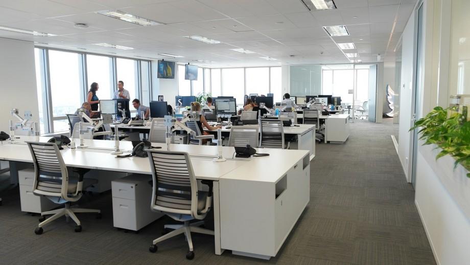 Mỗi nhân viên lại có tiêu chuẩn thiết kế văn phòng m2/người khác nhau