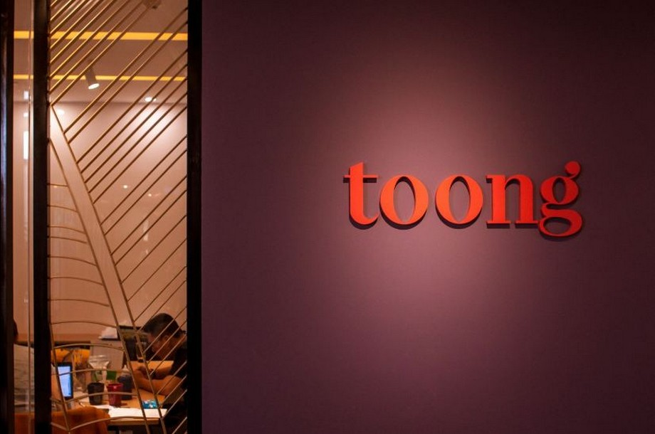 Toong coworking space quận 2