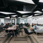Bước chân vào không gian làm việc chung sang trọng và hiện đại tại Up Coworking space Kim Mã
