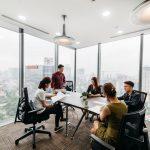 """Up Coworking space VPBank – Không gian làm việc chung chuyên nghiệp """"trên cao"""""""