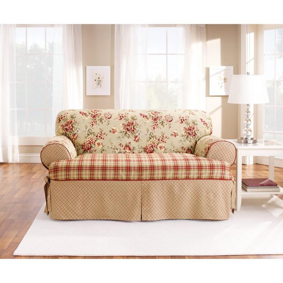 Vải bọc sofa nhập khẩu Hàn Quốc còn có thêm những mẫu họa tiết hoa rất điệu đà