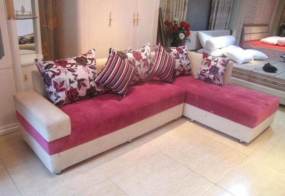 Chất liệu vải dệt của vải sofa nhập khẩu hàn Quốc cũng bền, tốt, không phai màu trong quá trình sử dụng