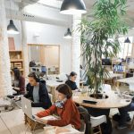 8 ý tưởng sáng tạo thu hút khách hàng vào không gian làm việc chung coworking sapce độc đáo
