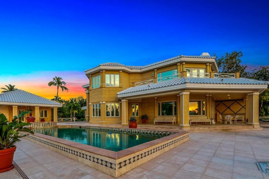 Biệt thự đẹp mang phong cách châu âu