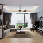 15 Thiết kế độc đáo cho phòng khách biệt thự đón đầu năm 2020