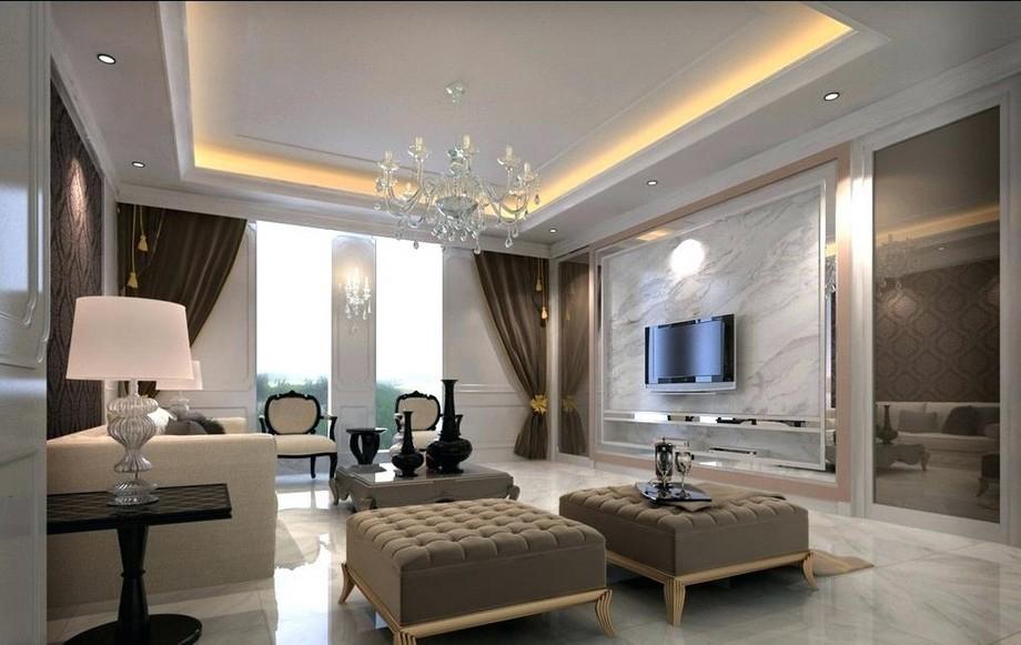 Nội thất phòng khách biệt thự đẹp