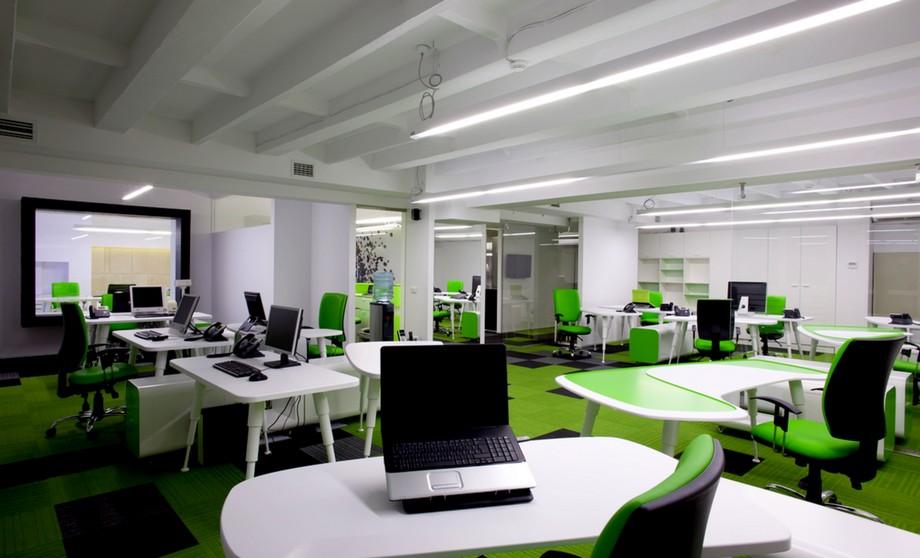 Tiêu chuẩn ánh sáng cho văn phòng khởi nghiệp
