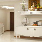 Những mẫu bàn thờ màu trắng siêu đẹp và ấn tượng