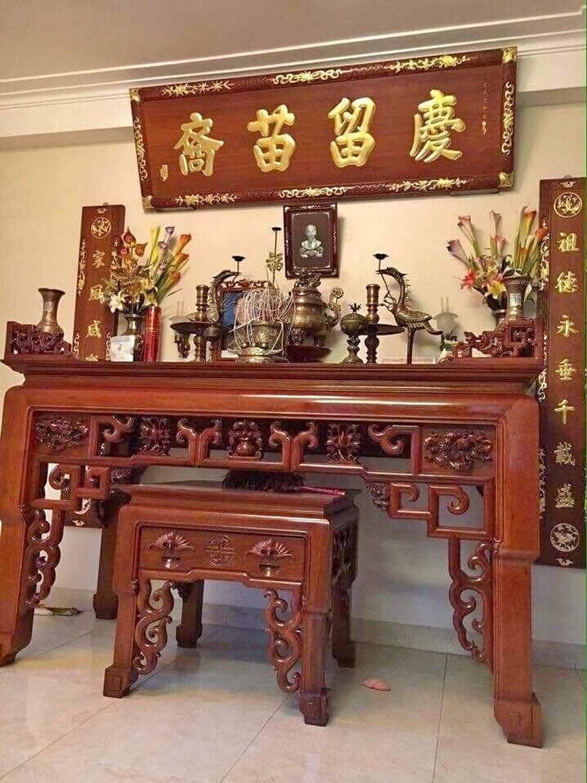 15 câu đối thờ cha mẹ bằng tiếng Hán đầy ý nghĩa