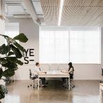 Không gian làm việc chia sẻ mang phong cách công nghiệp ấn tượng