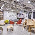 Dự án thiết kế không gian làm việc chung tại Ba Lan