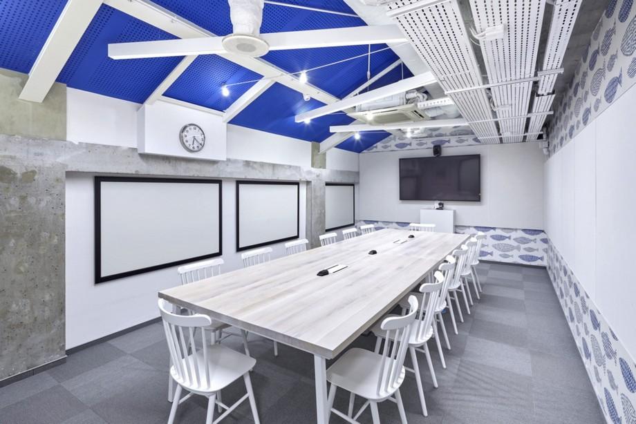 Thiết kế phòng họp hội đồng