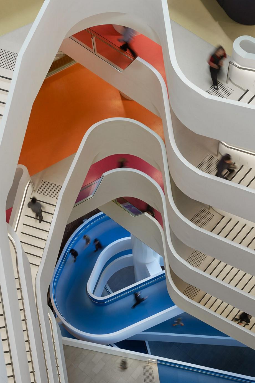 Thiết kế không gian làm việc chung tuyệt đẹp